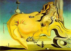 Salvador Dali - O grande masturbador